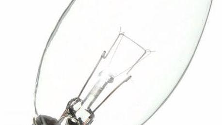 Oválná žárovka E14