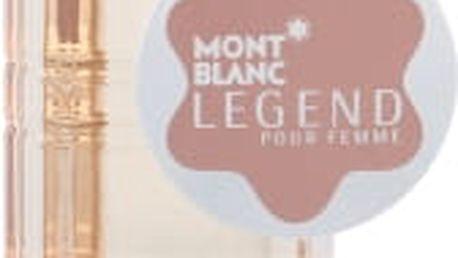 Mont Blanc Legend Pour Femme 75 ml parfémovaná voda tester pro ženy