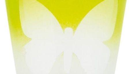 Dekorační svícen Motýlek