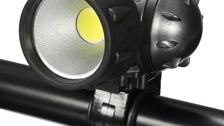 Cyklistické přední LED světlo