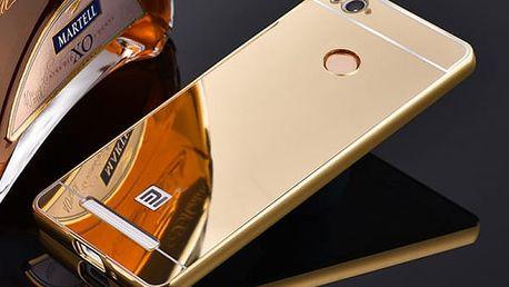 Zadní kryt pro Xiaomi Redmi 3 v zrcadlovém provedení - 4 barvy