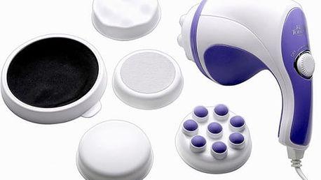Příjemná masáž pomocí Relax & Tone, pomáhá při hubnutí, celulitidě, zlepšuje krevní oběh.