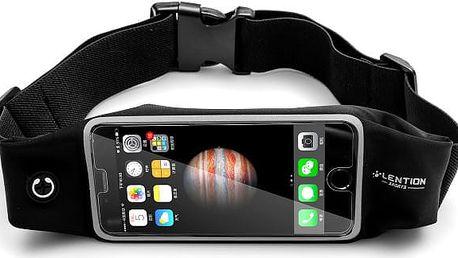 Sportovní ledvinka pro uložení dotykového telefonu