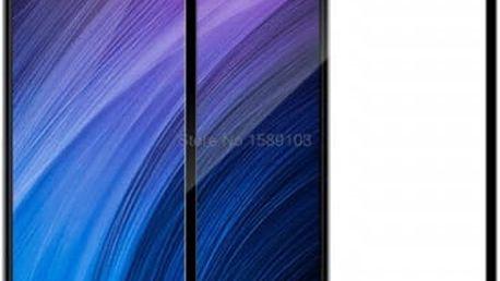 Tvrzené sklo Pro Xiaomi Redmi 4 s barevným lemem - 3 barvy