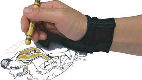 Wacom rukavice SmudgeGuard 1, velikost M, černá - SGSG1BLACKM