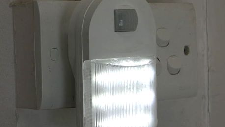 Noční LED světlo - senzor