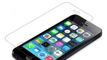 Ochranné tvrzené sklo 0,26 mm pro iPhone 5/5s