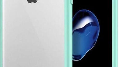 Pouzdro Spigen Ultra Hybrid iPhone 7+ mint Modrá