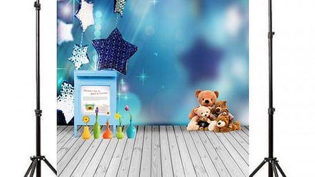 Foto pozadí na dětské fotky 100 x 150 cm