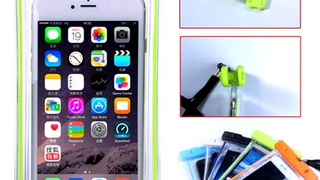 Univerzální vodotěsné pouzdro pro smartphony - více barev