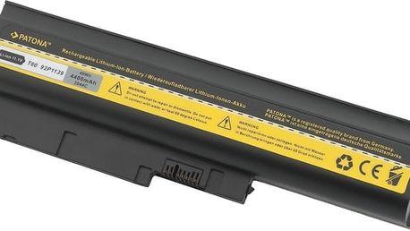 Patona baterie pro IBM, THINKPAD T60/T61 4400mAh Li-Ion 10,8V - PT2044
