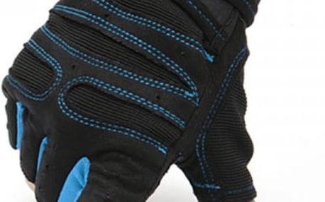 Fitness rukavice s ochranou dlaní a zápěstí