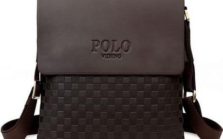 Pánská elegantní taška přes rameno - 2 varianty