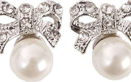 Náušnice s imitací perly Sophia