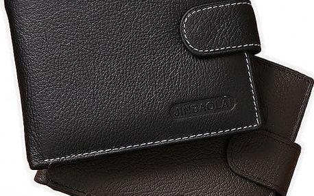 Pánská peněženka v elegantním provedení - umělá kůže