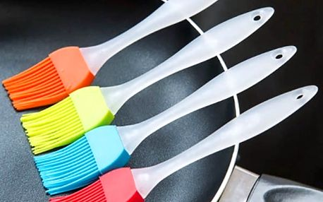 Silikonová mašlovačka ve veselých barvách