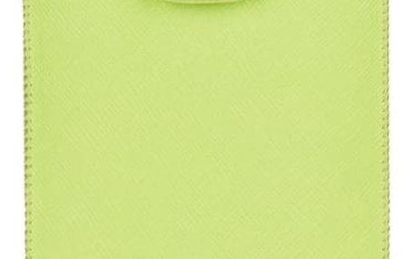 Aligator Fresh Neon univerzální pouzdro zelené (137x75x10mm)