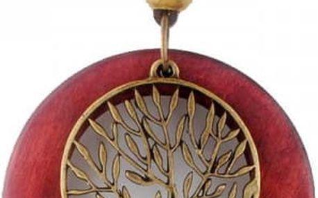 Robustní vintage náhrdelník na krk