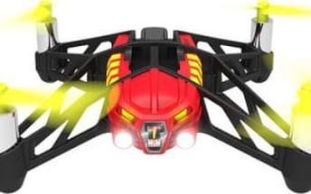 Dron PARROT Airborne Night - Blaze (PF723108AA) (PF723108AA) červený