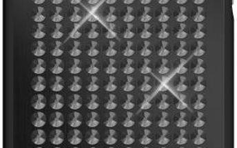 Kryt na mobil White Diamonds The Rock pro iPhone 6 (WD-1310RCK6) černý + Doprava zdarma