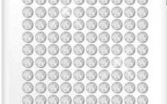 Kryt na mobil White Diamonds The Rock pro iPhone 6 (WD-1310RCK47) bílý