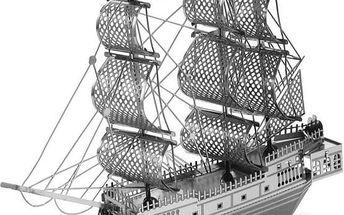 Pirátská loď - 3D puzzle