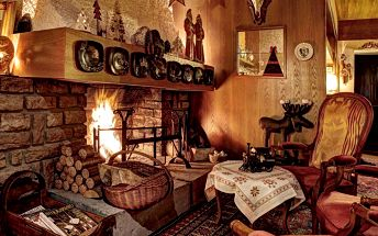 Itálie, Dolomity - San Martino na 6 dní pro dva ve 4* hotelu s polopenzí, wellness a fitness