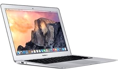 Apple MacBook Air MJVP2CZ/A Stříbrná