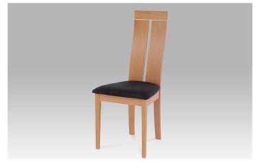 Dřevěná židle BC-22403 BUK3, bez sedáku