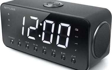 Radiobudík MUSE M-192 CR černý