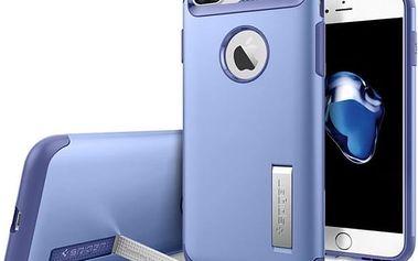 Pouzdro Spigen Slim Armor iPhone 7+ violet Fialová