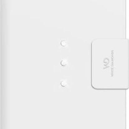 Pouzdro na mobil flipové White Diamonds Crystal Wallet pro iPhone 6 Plus (WD-1322TRI47) bílé