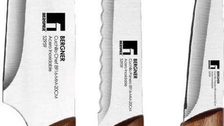 Sada 3 nožů Bergner