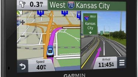 Navigační systém GPS Garmin nuvi 2589 Lifetime Europe45 černá