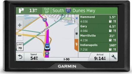 Navigační systém GPS Garmin Drive 60 Lifetime Europe20 černá