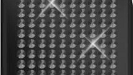 Kryt na mobil White Diamonds The Rock pro iPhone 6 (WD-1310RCK6) černý