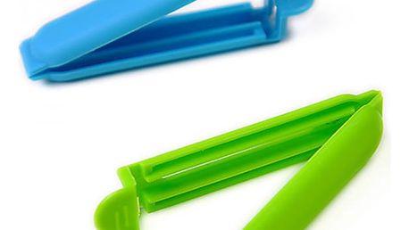 Plastové svorky na sáčky 5 ks