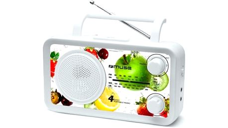 Radiopřijímač MUSE M-05VF