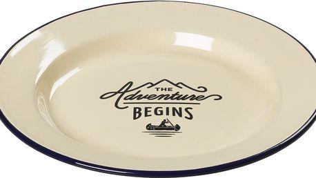 Talíř Gentlemen's Hardware Plate Enamel