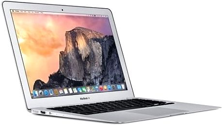Apple MacBook Air MJVP2CZ/A Stříbrná