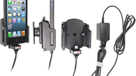 Brodit držák do auta pro iPhone 5/5S rozšířitelný 59-63mm tloušťka 6-10mm se skrytým nabíjením