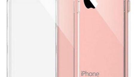 Průsvitný ochranný kryt na iPhone 6/6s a 6/6s Plus