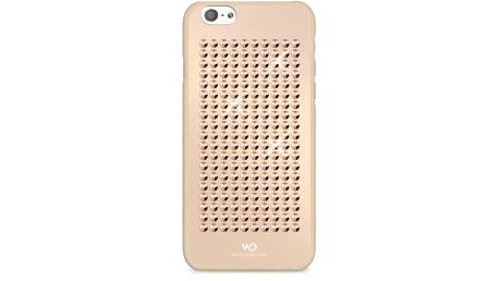 Kryt na mobil White Diamonds The Rock pro iPhone 6 (WD-1310RCK56) zlatý + Doprava zdarma