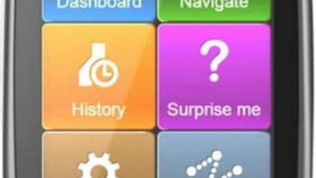 Navigační systém GPS Mio Mio Cyclo 200 černá