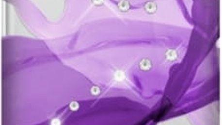Kryt na mobil White Diamonds Liquids pro iPhone 6 (WD-1310LIQ55) fialový