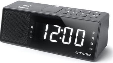 Radiobudík MUSE M-172 BT černý