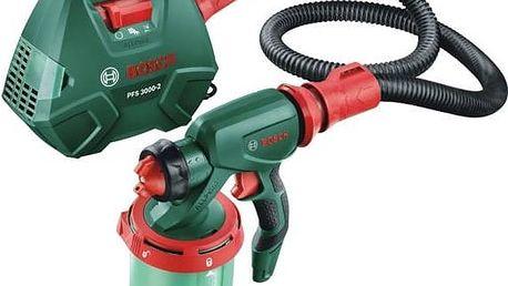 Pistole Bosch PFS 3000-2 zelená + Doprava zdarma