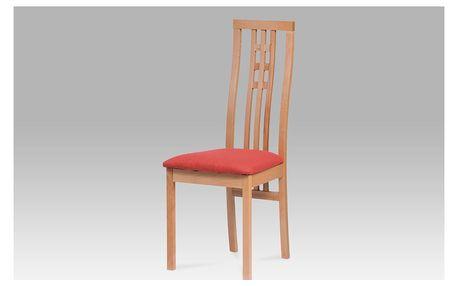 Dřevěná židle BC-12481 BUK3, bez sedáku