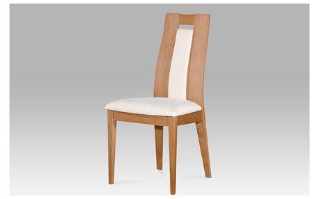 Židle masiv buk, barva buk BC-33905 BUK3