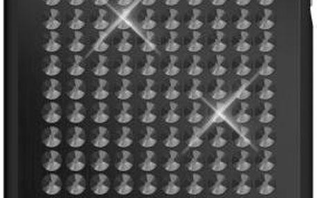 Kryt na mobil White Diamonds The Rock pro iPhone 6/6s (WD-1310RCK6) černý